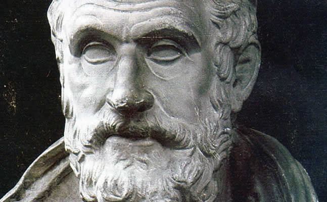 Image result for Ξενοφάνης Δεξίου*Κολοφώνιος